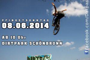 Bikeflight Contest Schönbrunn Flyer