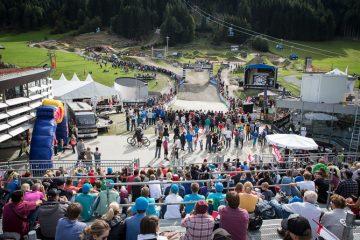 Zuschauer beim Downhill Worldcup Leogang (c) Michael Marte