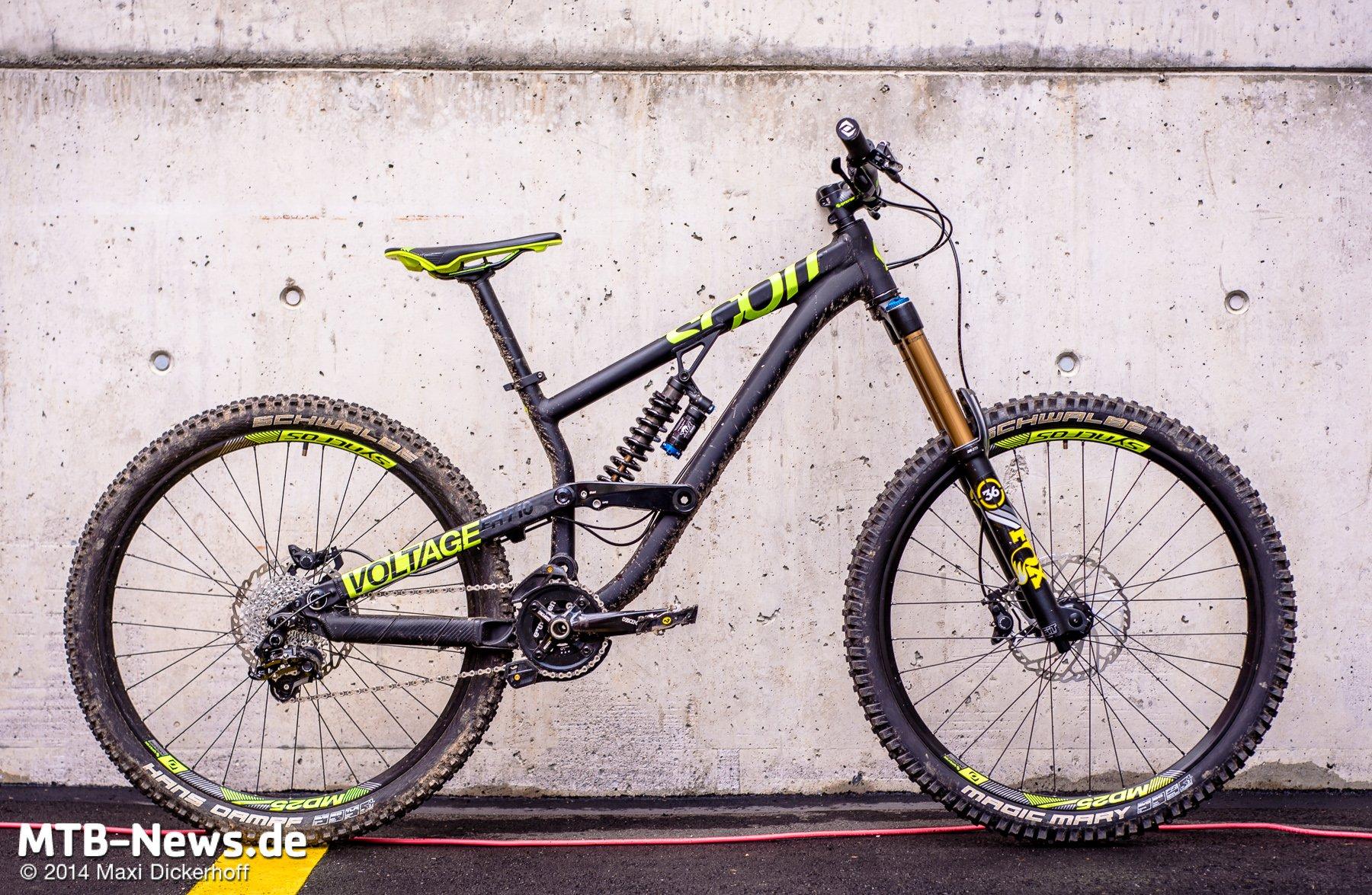 scott voltage fr 700 2015 big bike f r den spa orientierten einsatz mtb. Black Bedroom Furniture Sets. Home Design Ideas