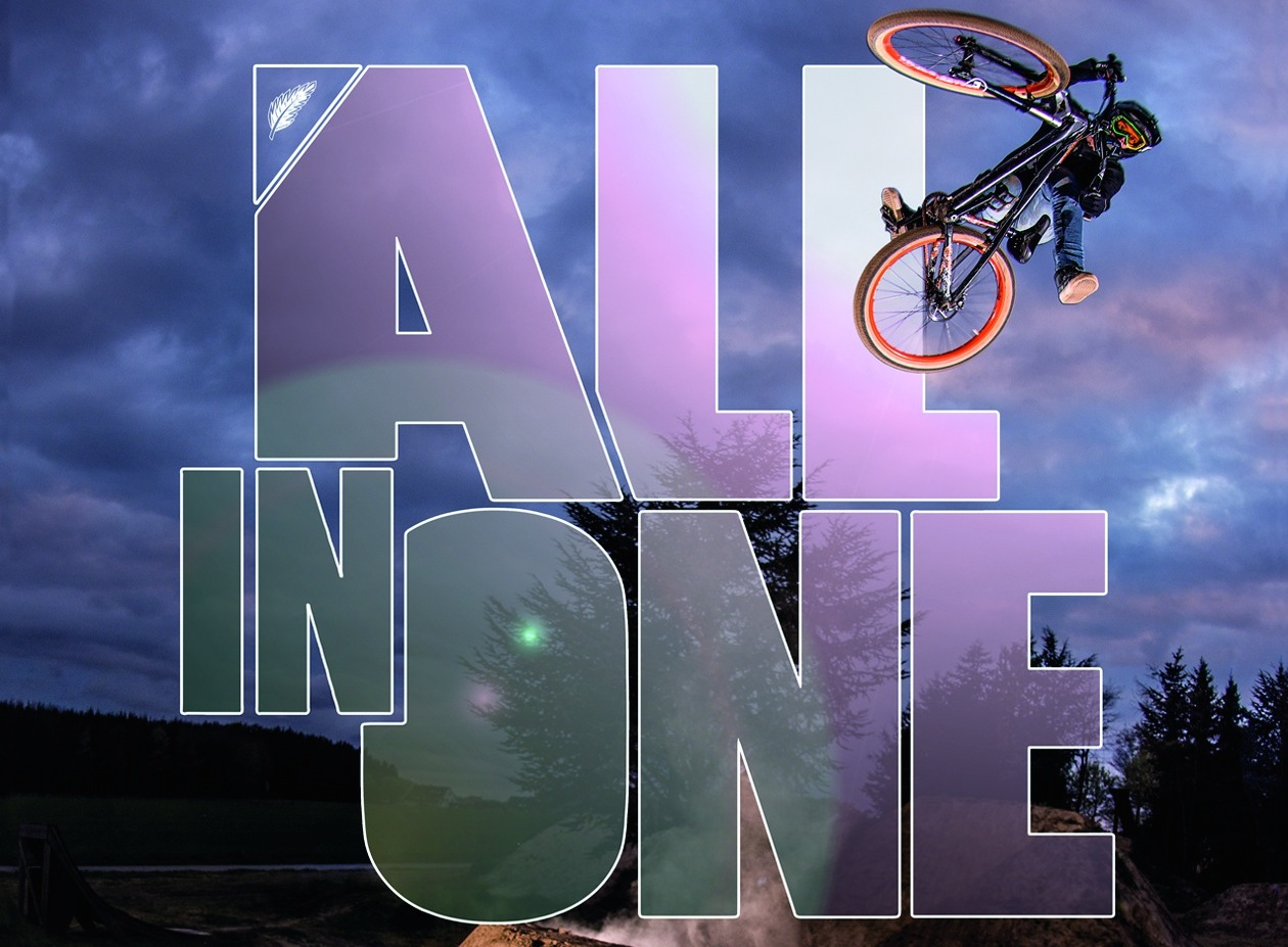 """All In One"" von El Flamingo: Am 11.07.2014 in Schorndorf bei Stuttgart - MTB"
