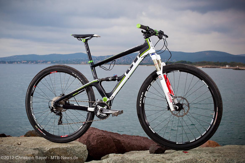 Gt Zaskar Carbon 100 9r Expert Pfeilschnelles Trail Bike