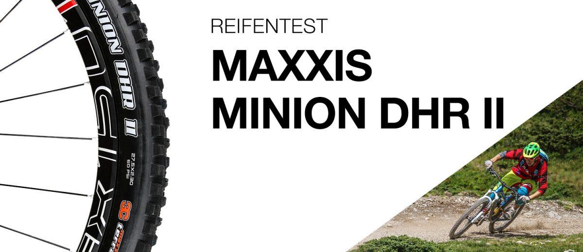 Maxxis DHR II