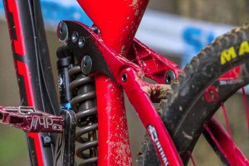 Bald in Serie? Norco Aurum Carbon Prototyp beim Crankworx in Whistler