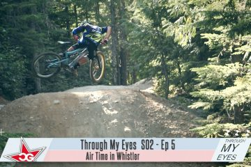 Cedric Gracia: Whistler Through My Eyes (S2, EP5) – Air Time! [Video]