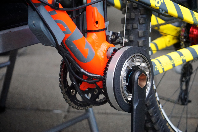 Eurobike: Bionicon E-Ram - voll kompatibles E-Bike-Kit und ...