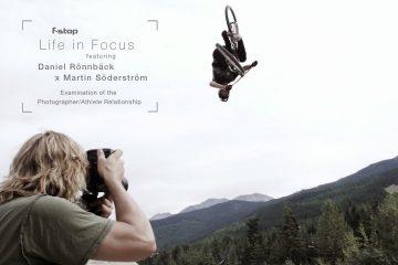 Life in Focus: Fotograf Daniel Rönnbäck und Fahrer Martin Söderström [Video]