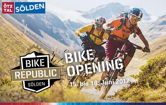 Bike Opening in Sölden!