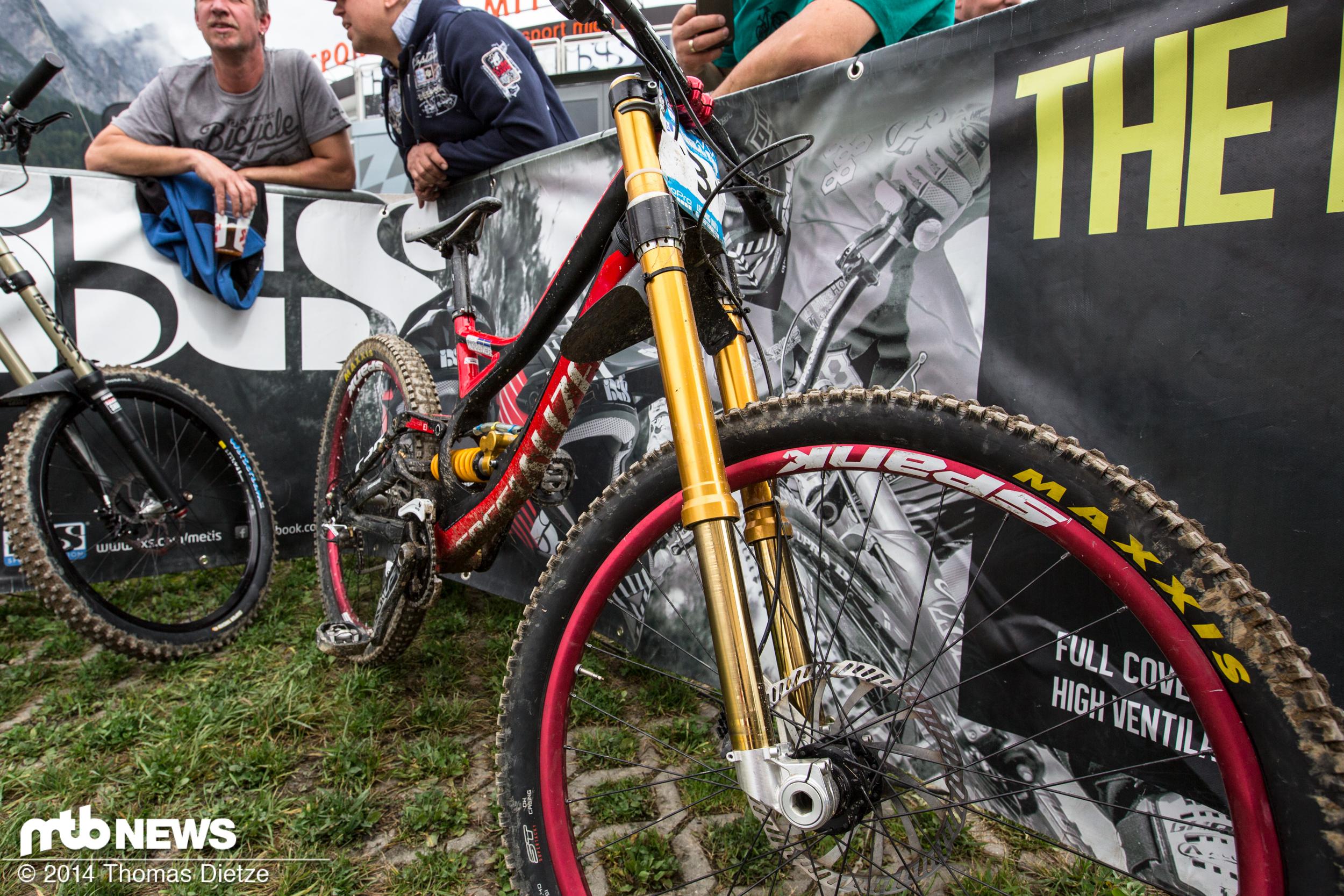 Ducati Forks For Sale