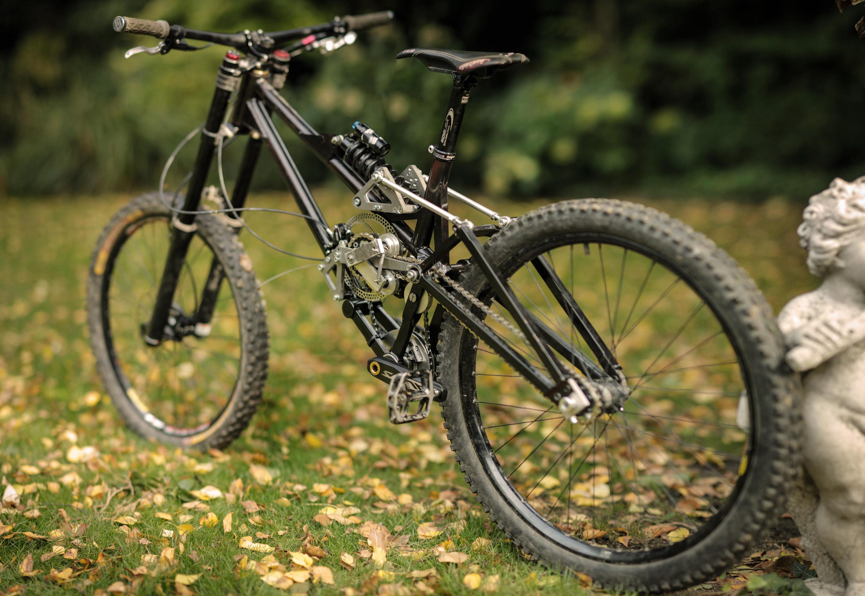 Bike der Woche: Eigenbau-Projekt \