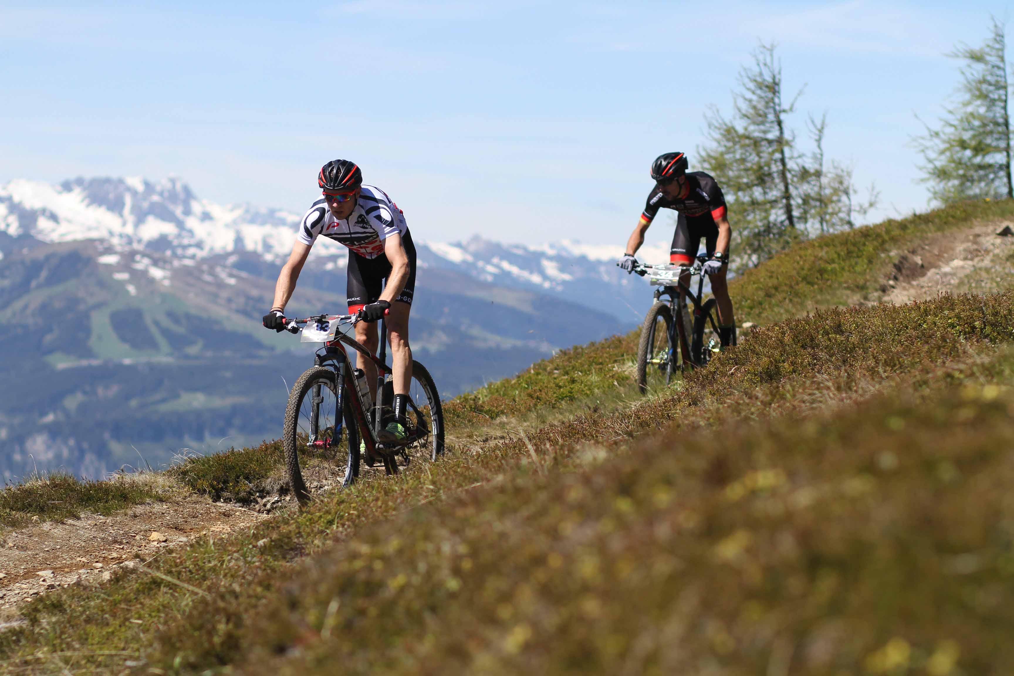 BIKE Four Peaks 2016: Neue Streckenkonzeption