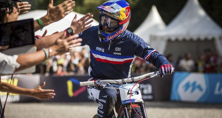 Loic Bruni - Andorra Celebrations - By Michal Cerveny