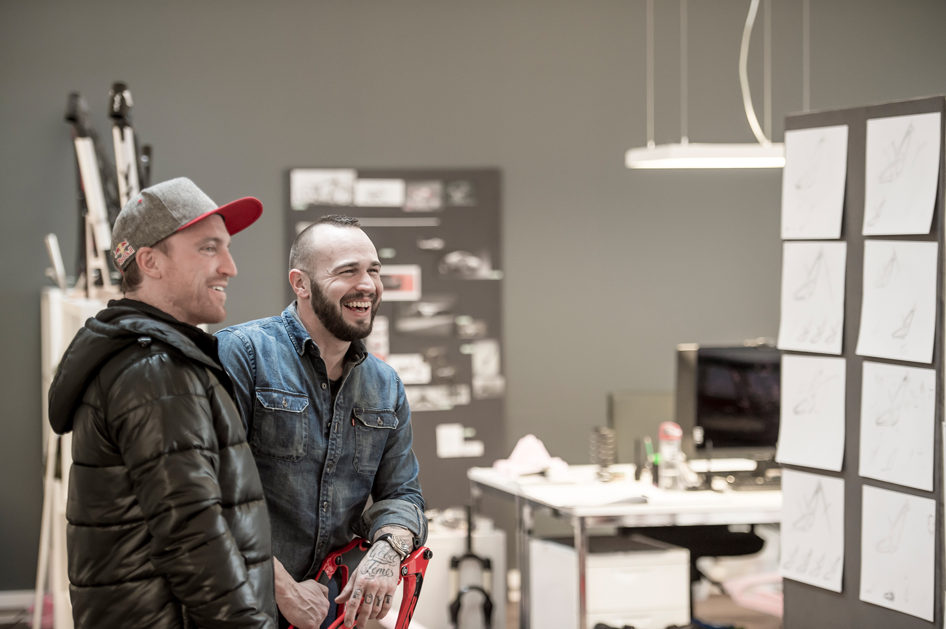 Company Visit by Christoph Laue