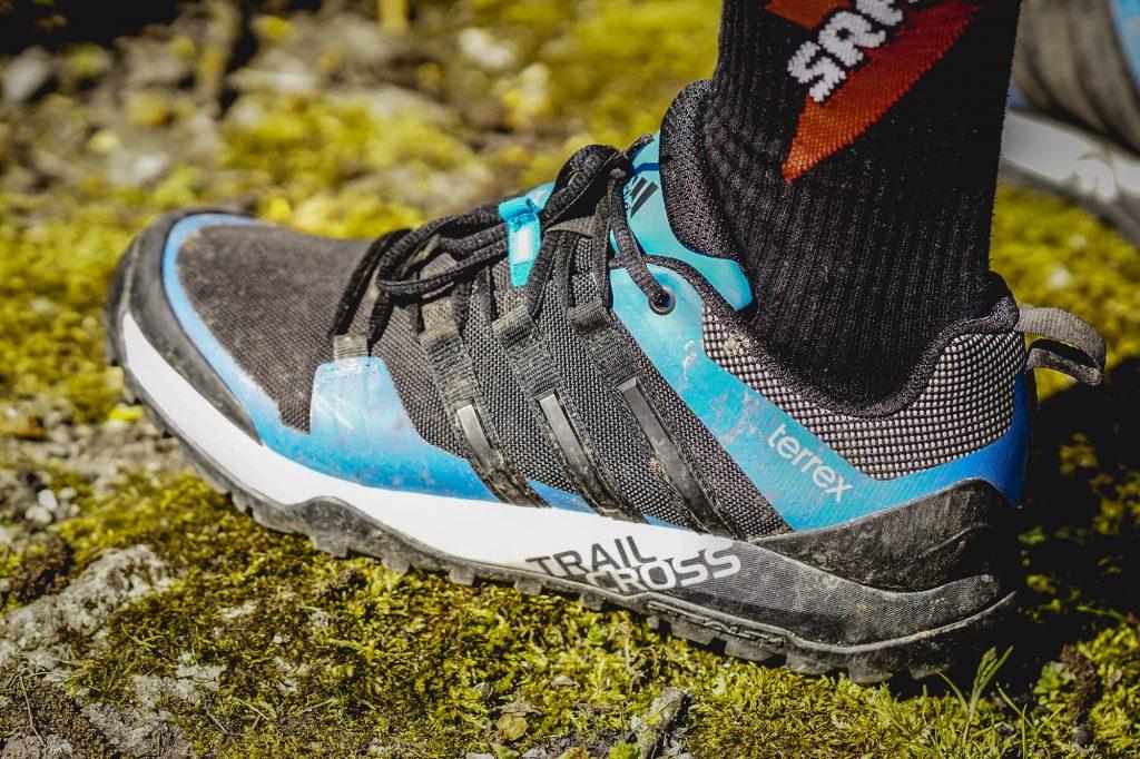 Test: Adidas Terrex Trail Cross SL MTB-Schuhe in der Praxis