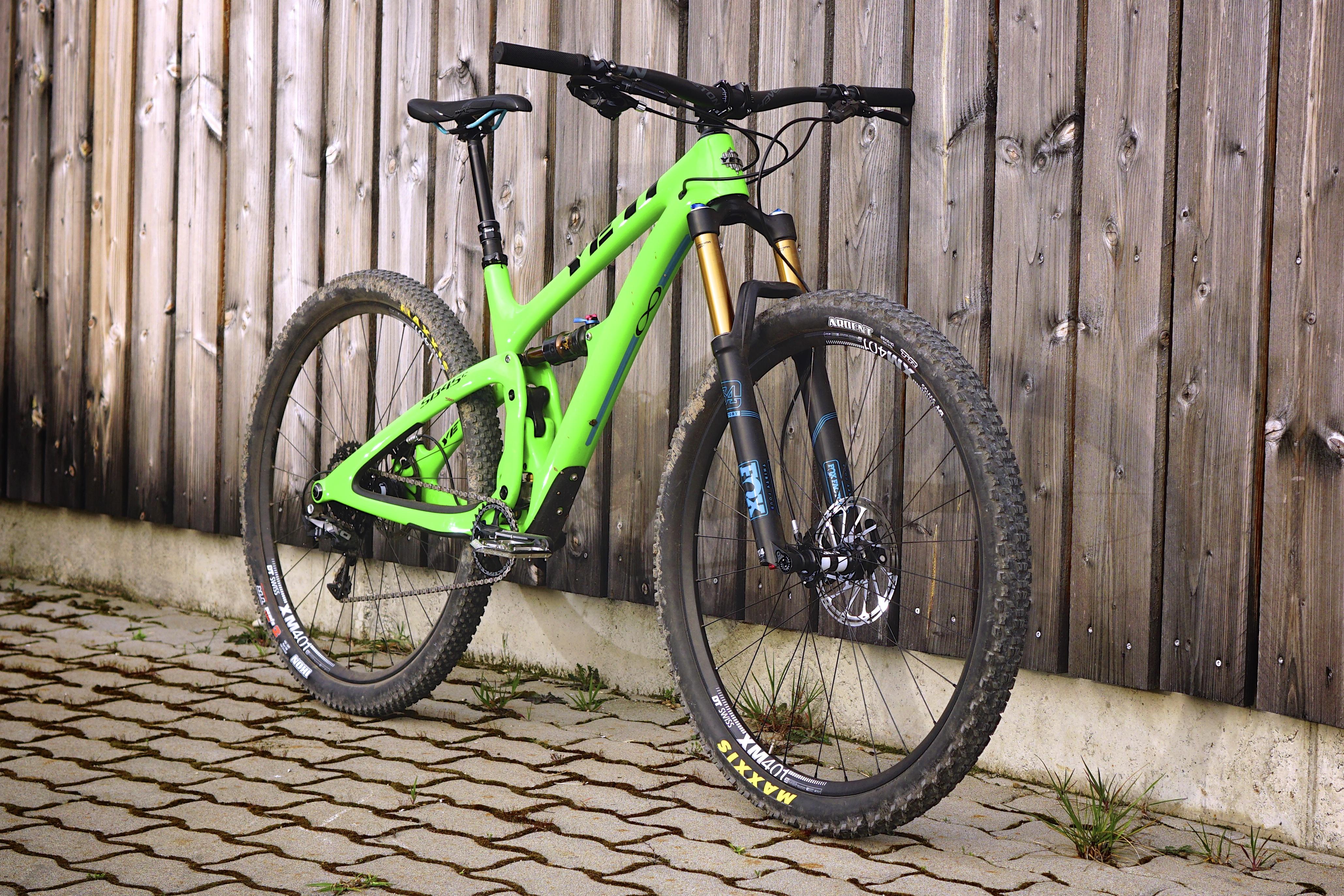 Yeti SB4 5c Trailbike im Test Ist das noch ein Kompromiss