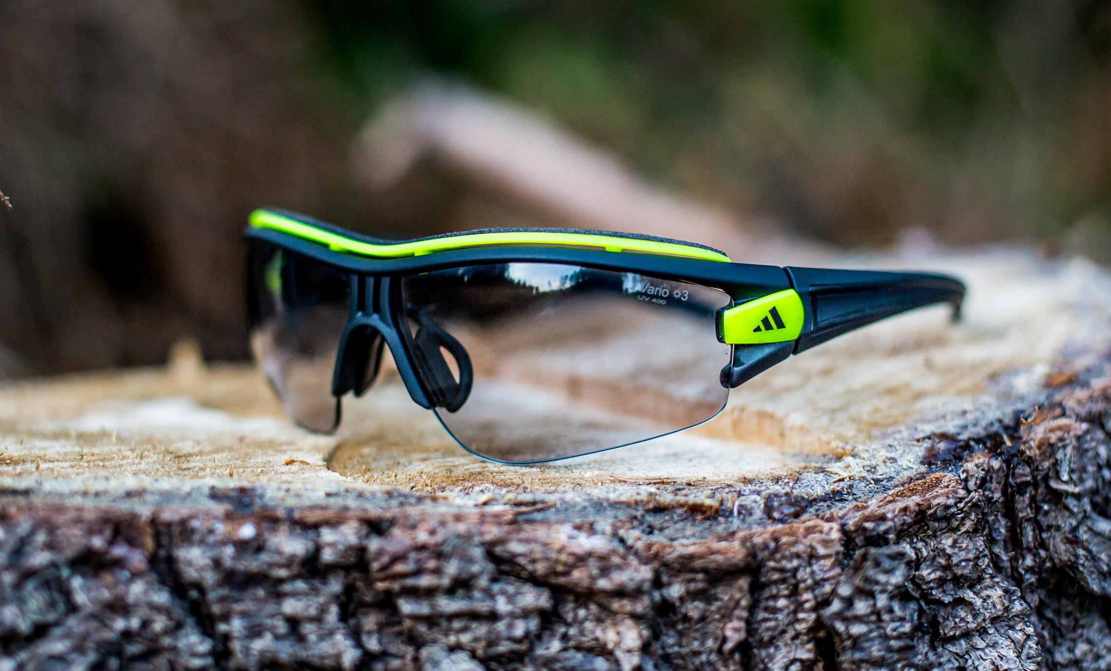 MTB Brille im Test: adidas eyewear evil eye pro vario
