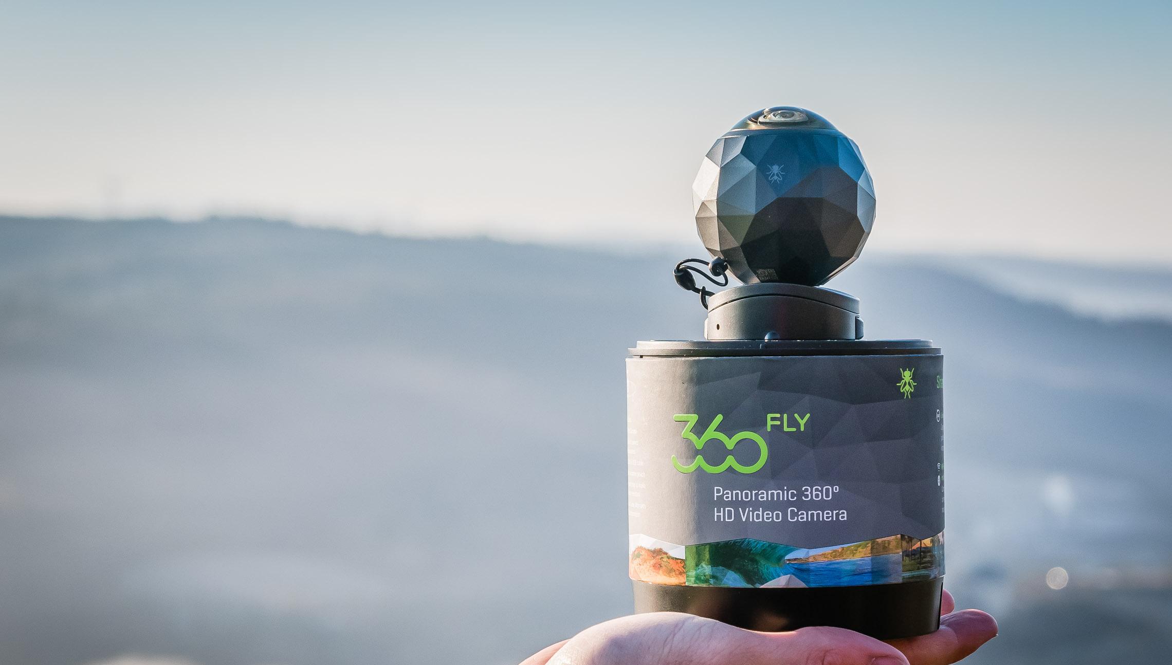 360fly kamera 360 grad test. Black Bedroom Furniture Sets. Home Design Ideas