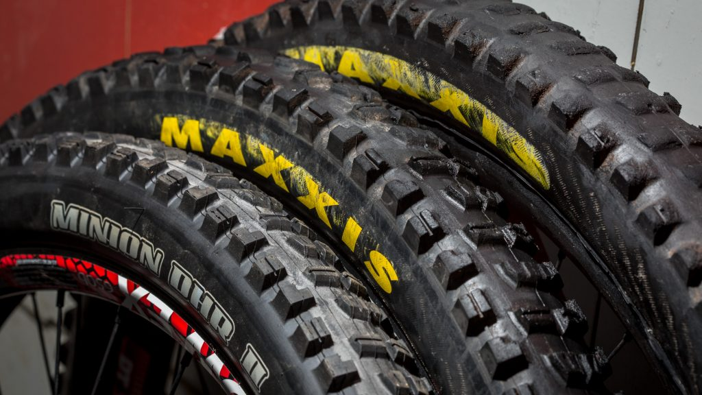 der abfahrts klassiker maxxis minion dhr ii im test mtb. Black Bedroom Furniture Sets. Home Design Ideas