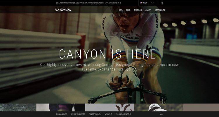 Von Koblenz in die Welt: Canyon startet Verkauf in den USA - MTB-News de