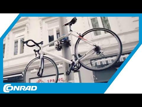 Sicherstes Fahrradschloss Der Welt