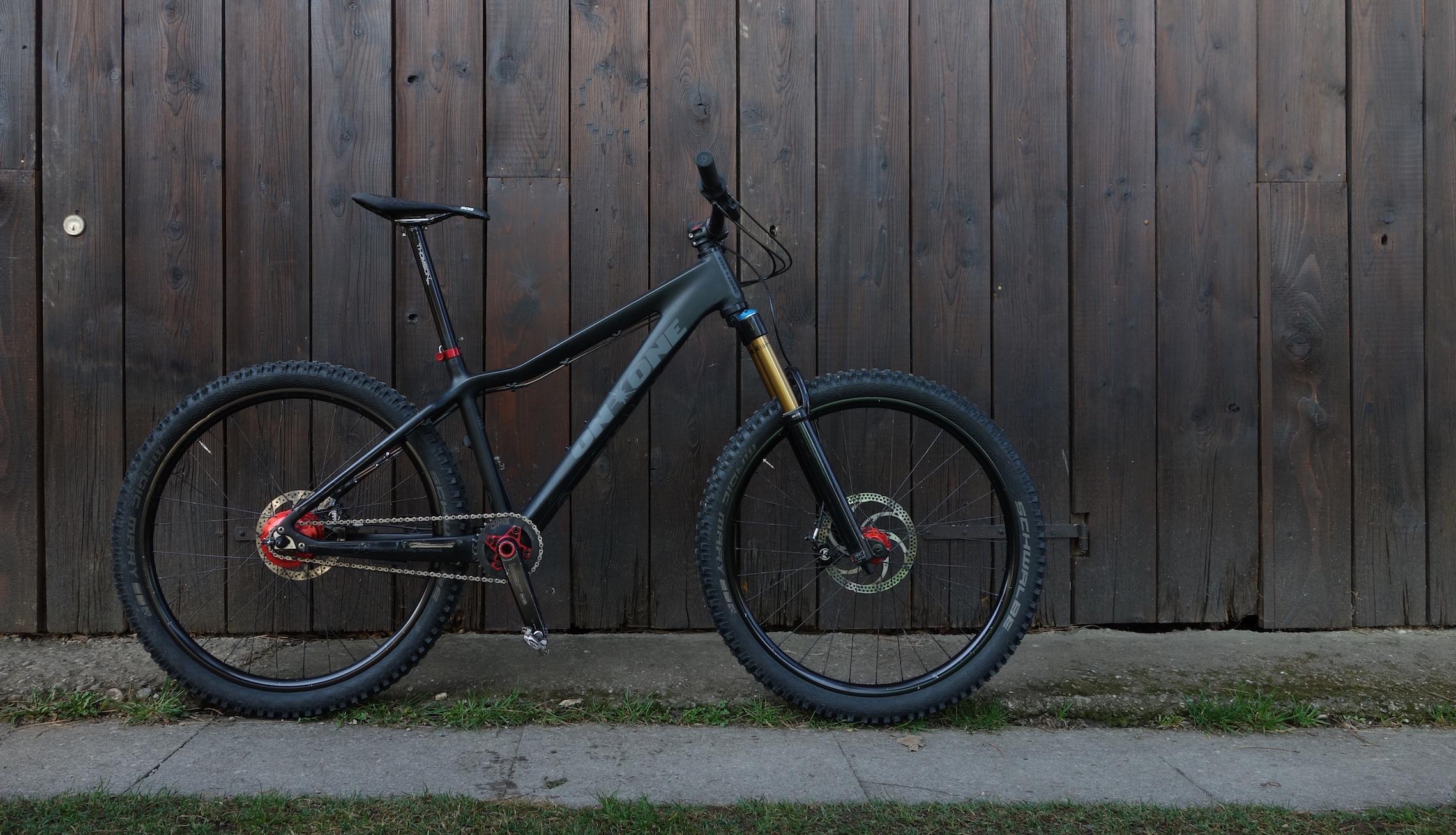 Bike der Woche: On One 456 Evo Carbon von IBC-User night-mare