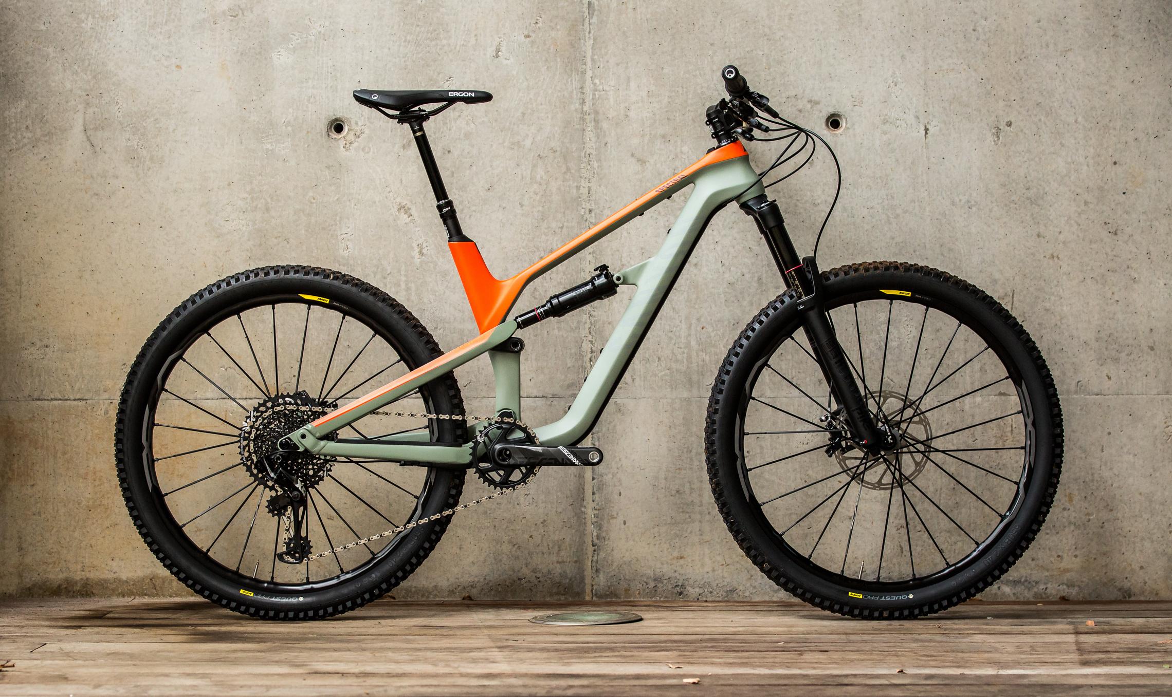 neues canyon spectral 2018 erster test des trailbike. Black Bedroom Furniture Sets. Home Design Ideas