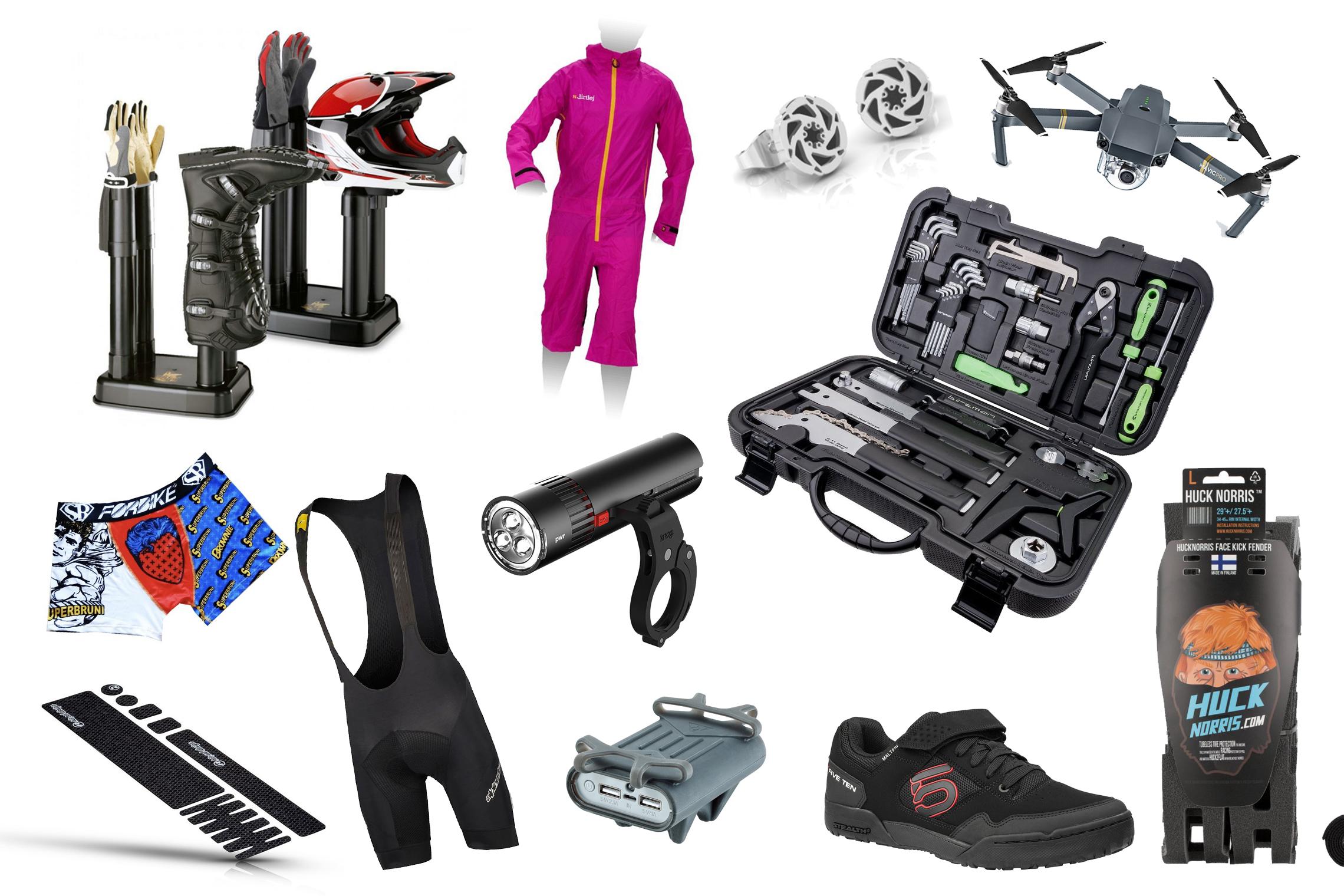 Weihnachtsgeschenke und Ideen: 33 Geschenktipps für Mountainbiker ...