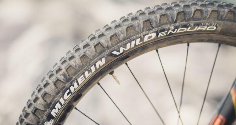 baa35b5754c Michelin Wild Enduro: Neue Enduro-Reifenserie vorgestellt - MTB-News.de