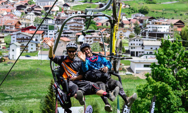 Green Days 2018: Gewinne ein Hotel-Wochenende zum Freeride-Testival am  Reschenpass! - MTB-News.de