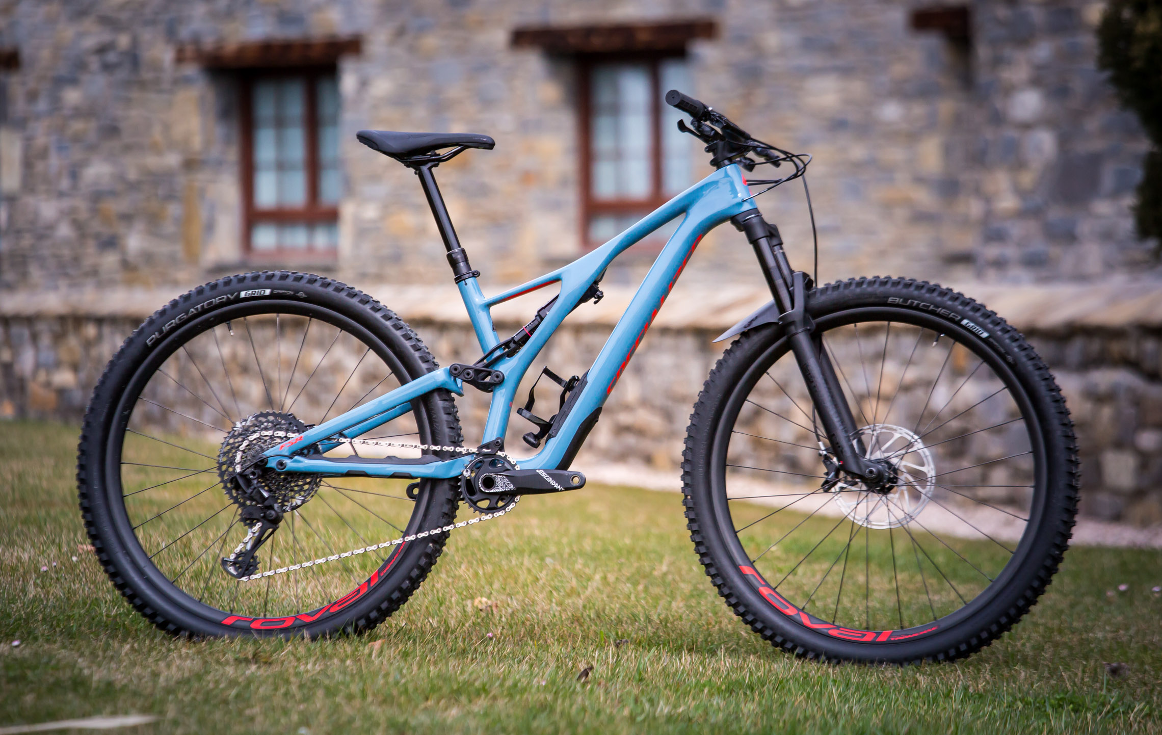 specialized stumpjumper 2018 im test ein bike f r alle s. Black Bedroom Furniture Sets. Home Design Ideas