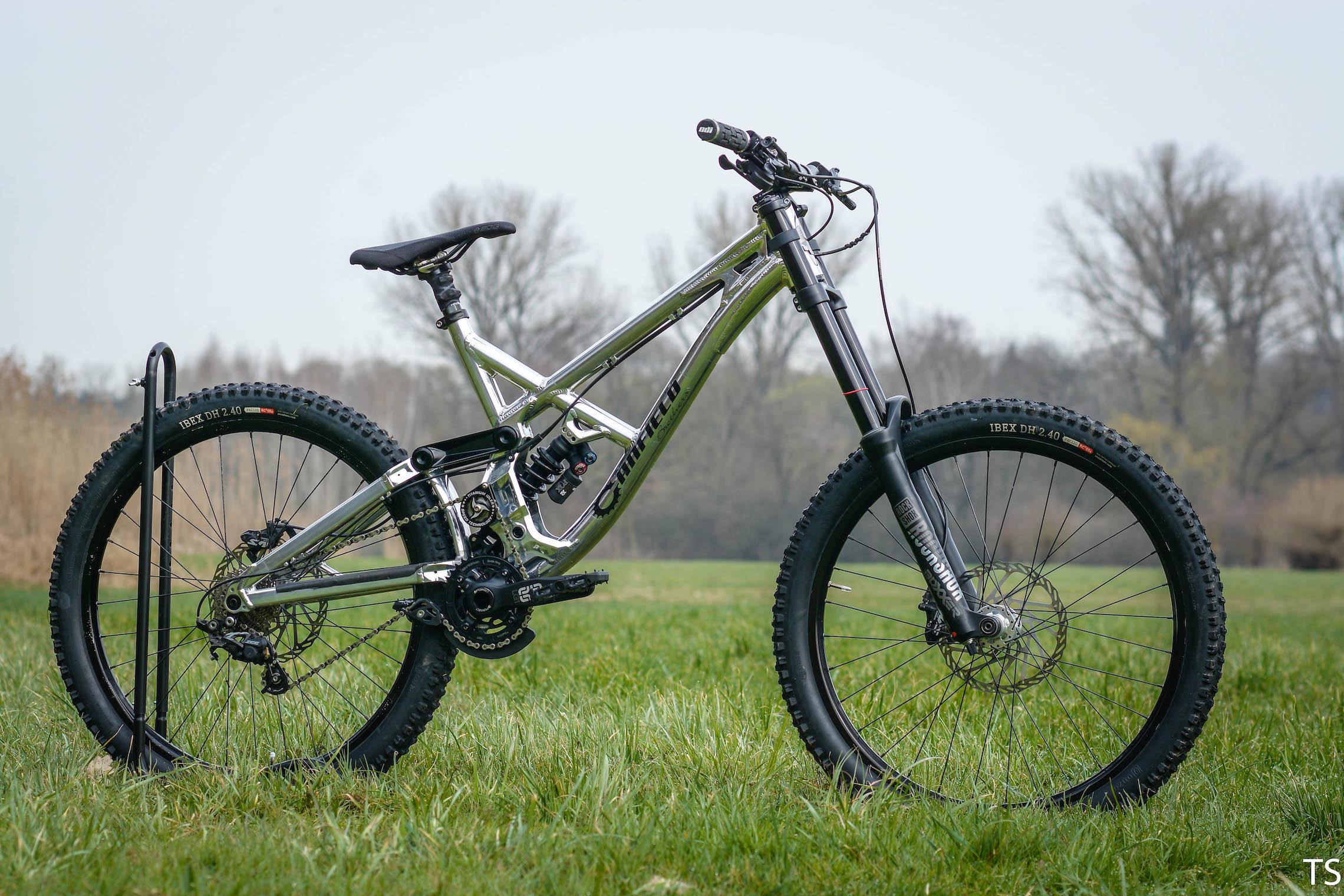 Bike der Woche: Canfield Jedi von IBC-User Mithras - MTB-News.de