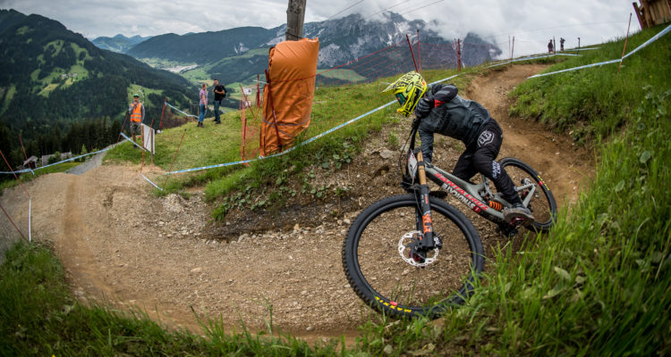 Downhill World Cup 2018 Leogang Ergebnisse Qualifikation