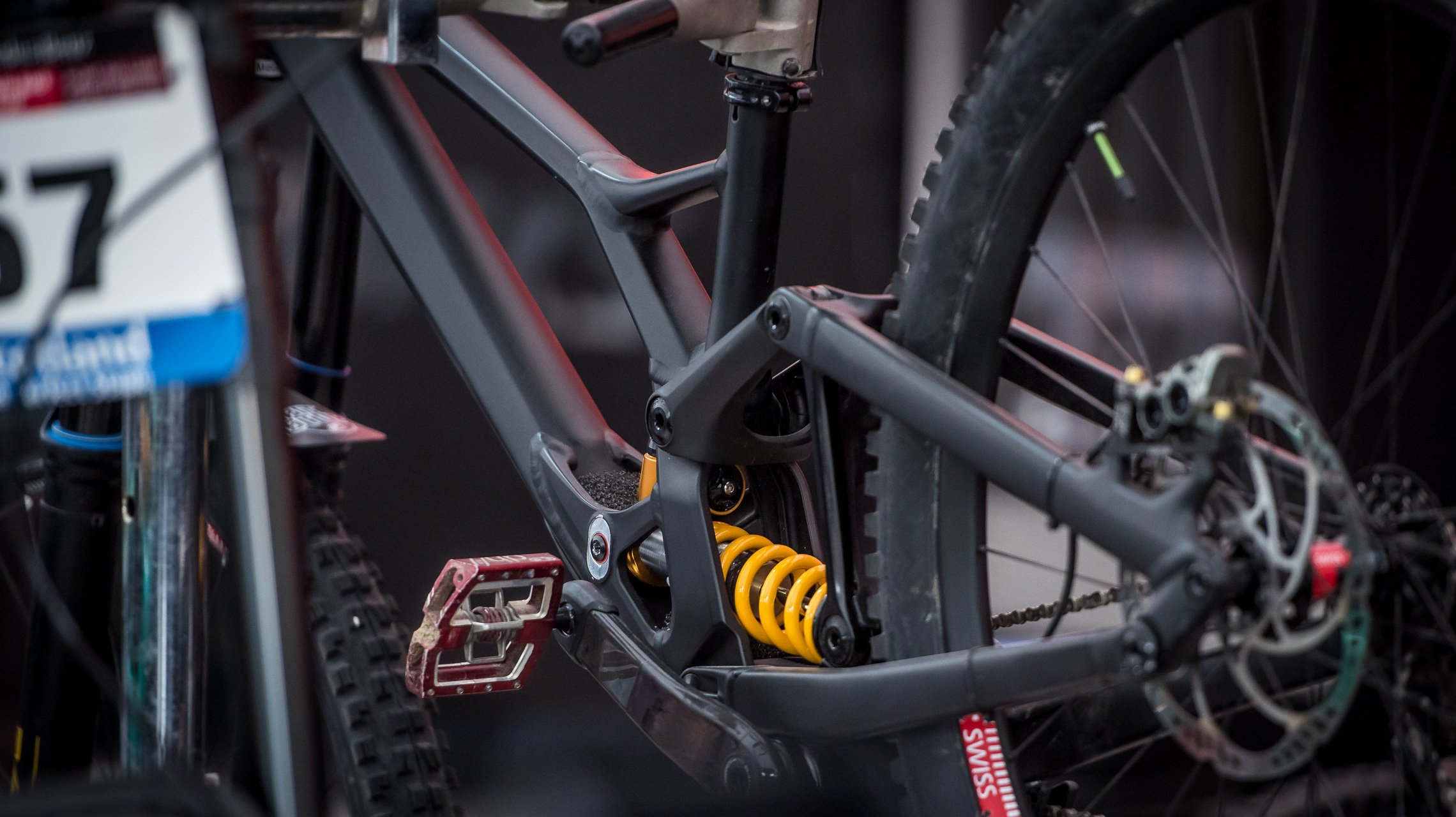 29er Mountain Bike >> Downhill World Cup 2018 Fort William: Specialized 29er