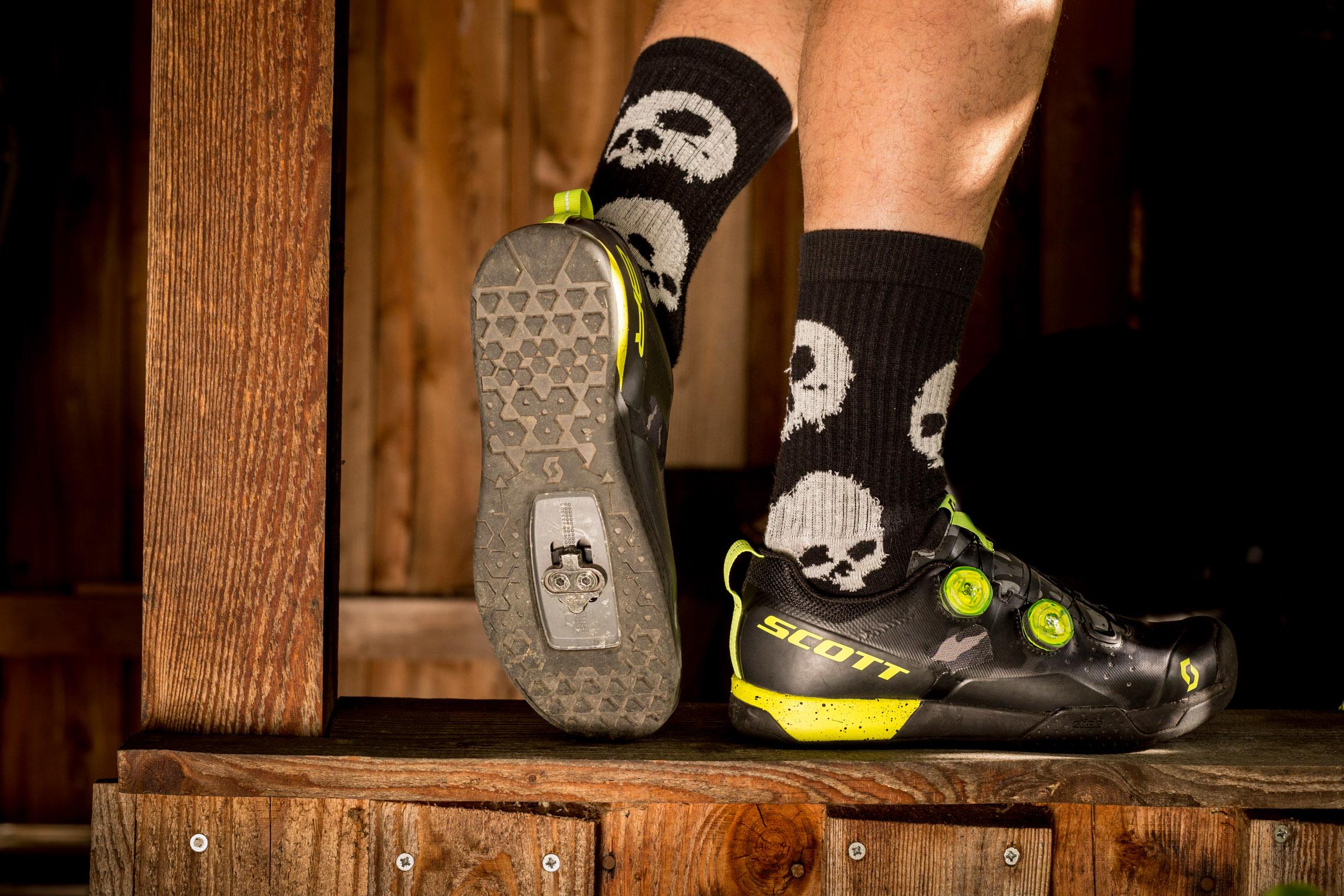 Scott MTB AR BOA Clip Klickpedal Schuh im Test: Allrounder