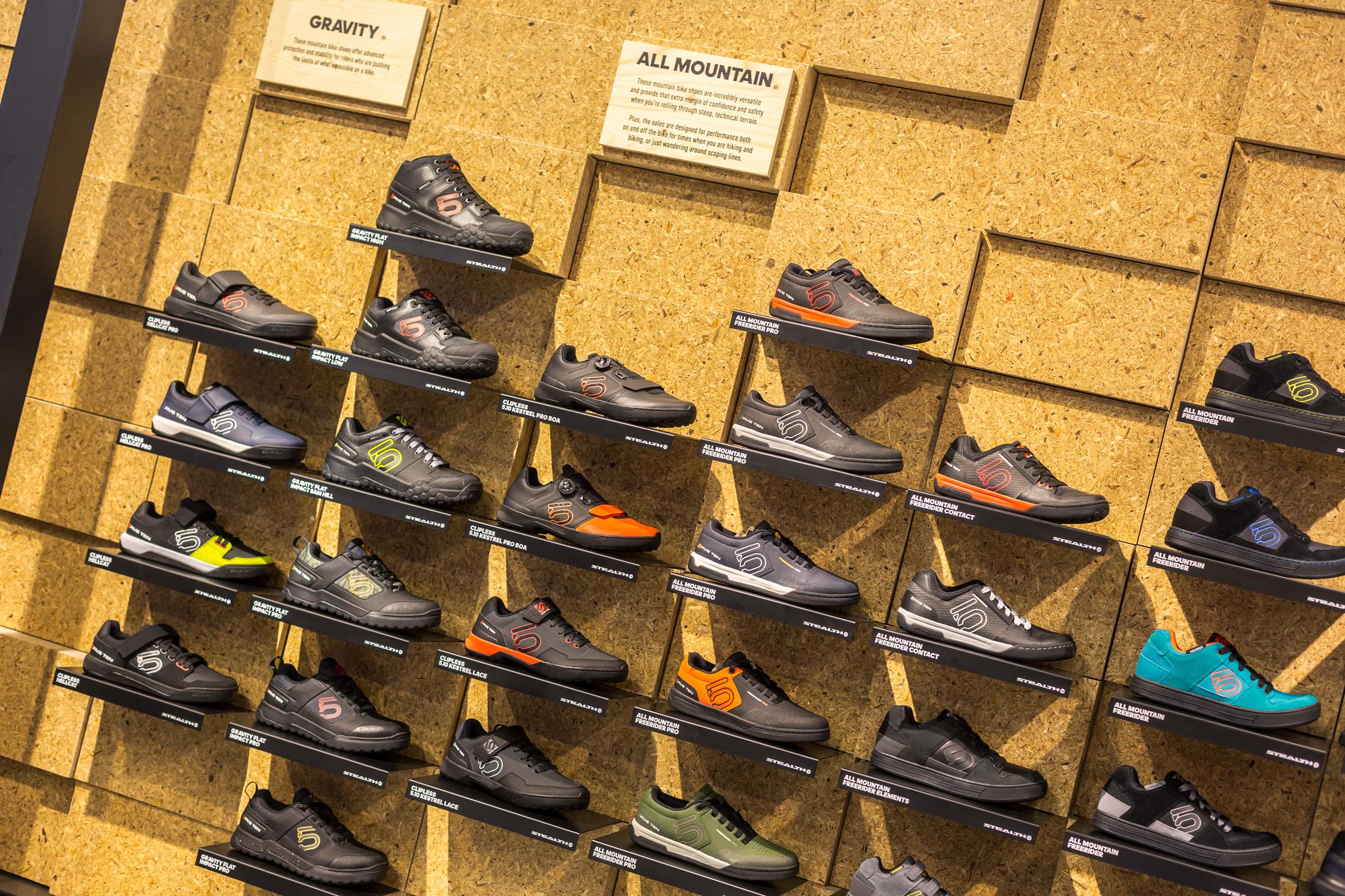 Five Ten und Adidas zeigen neuen Kestrel Pro SPD Schuh und