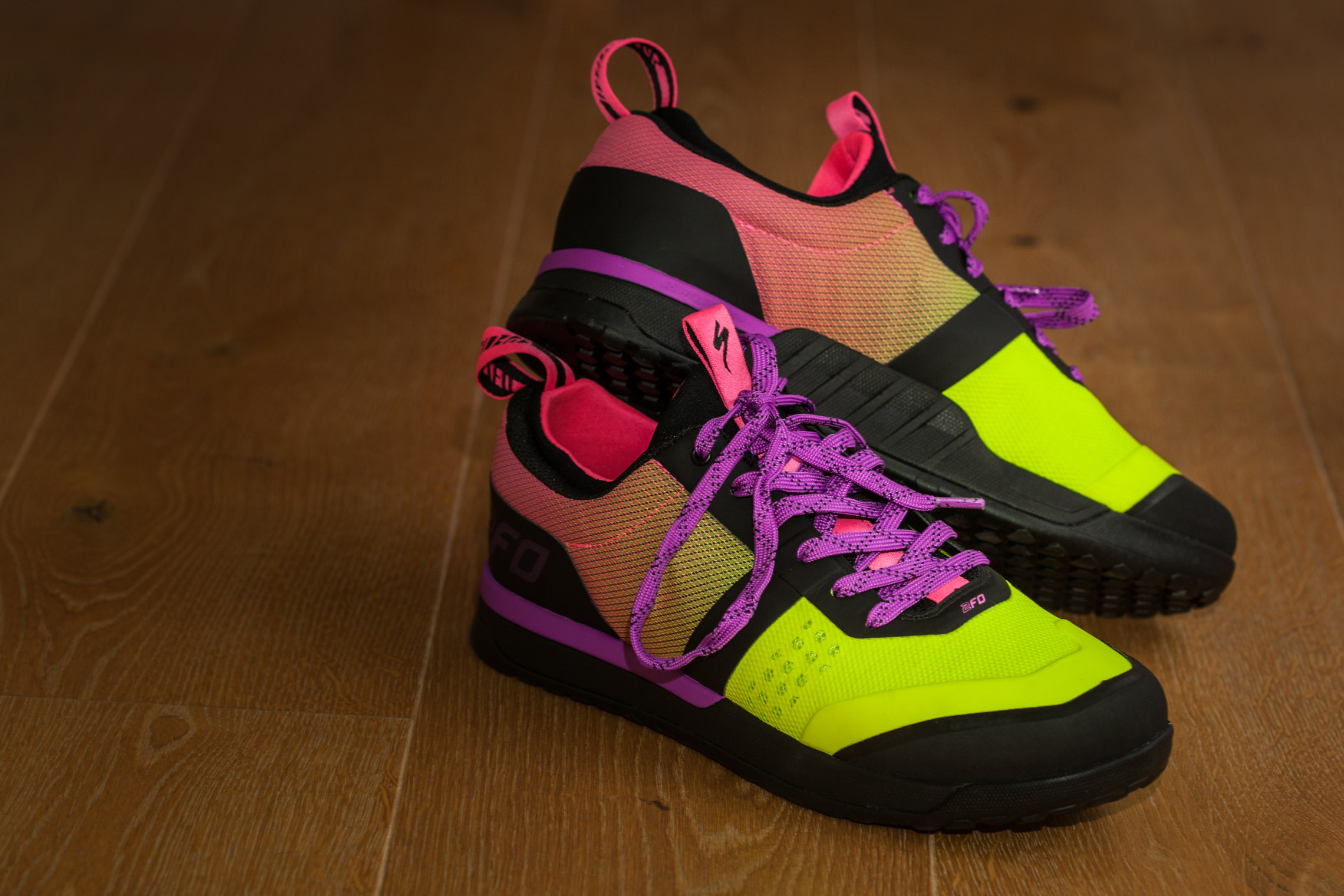 Specialized 2FO 1.0 Schuh im Test: Leuchtfarbenes