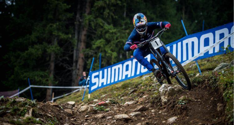 Downhill Wm 2018 Lenzerheide Die Ergebnisse Des Finales