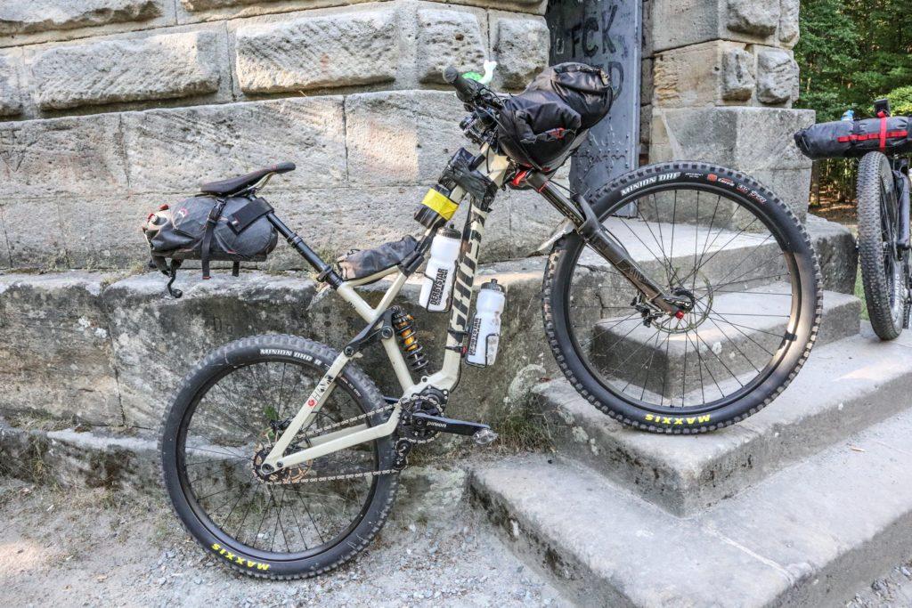 ghost h amr im usertest bew hrungsprobe des bikepacking bikes. Black Bedroom Furniture Sets. Home Design Ideas