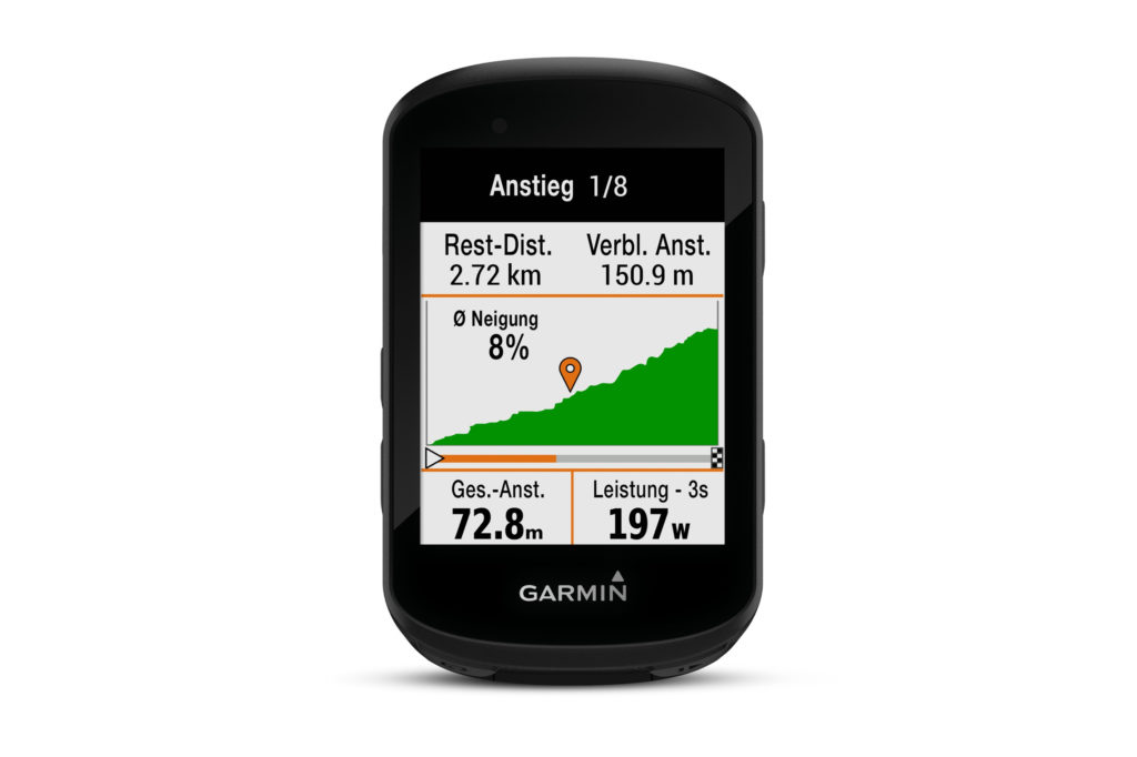 garmin edge 830 und edge 530 fahrrad computer mit vielen. Black Bedroom Furniture Sets. Home Design Ideas