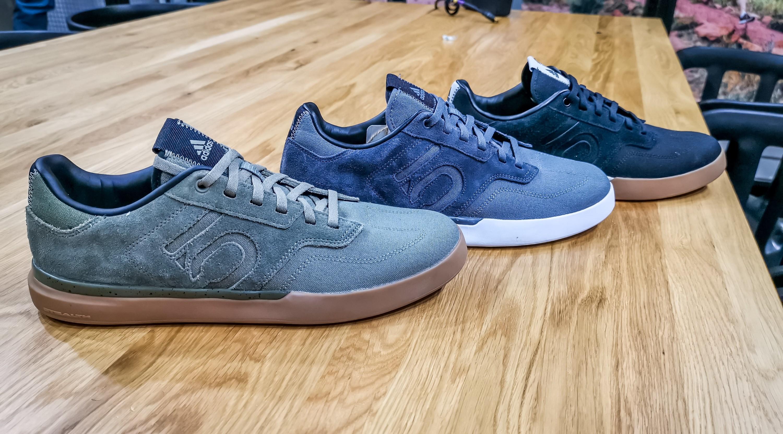 Adidas Samba mit Five Ten-Sohle: Neue