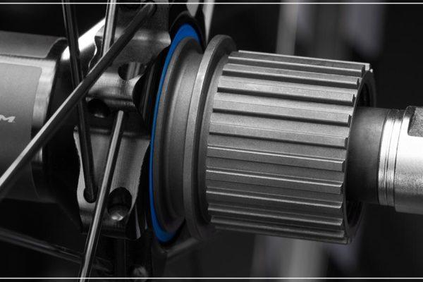 für 25er Achse Bremsscheibenaufnahme für Bremsscheibe silber eloxiert