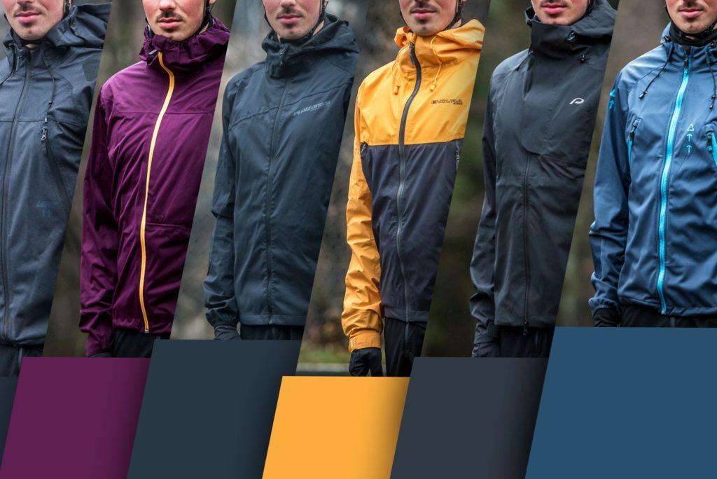 6 Mountainbike Jacken für die nasskalte Jahreszeit im Test
