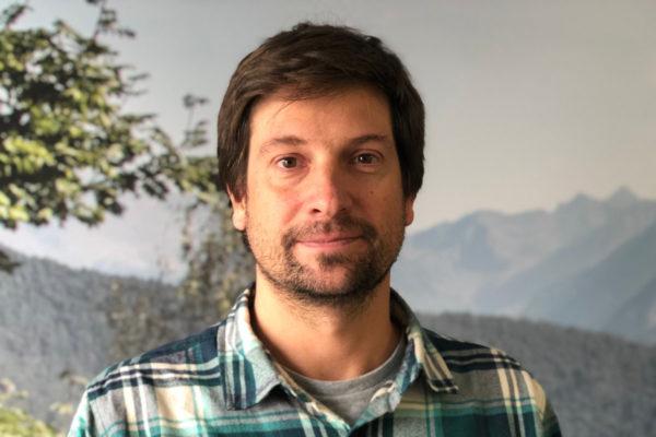 Portrait Julian Huber