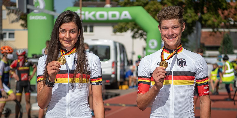Marathon-DM Hirschberg-Leutershausen 2020: Überraschungserfolge im Odenwald - MTB-News.de