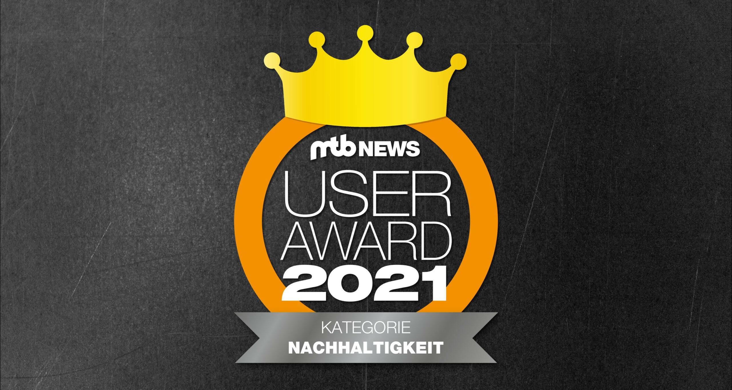MTB-News User Award 2021: Nachhaltigste Marke - MTB-News.de