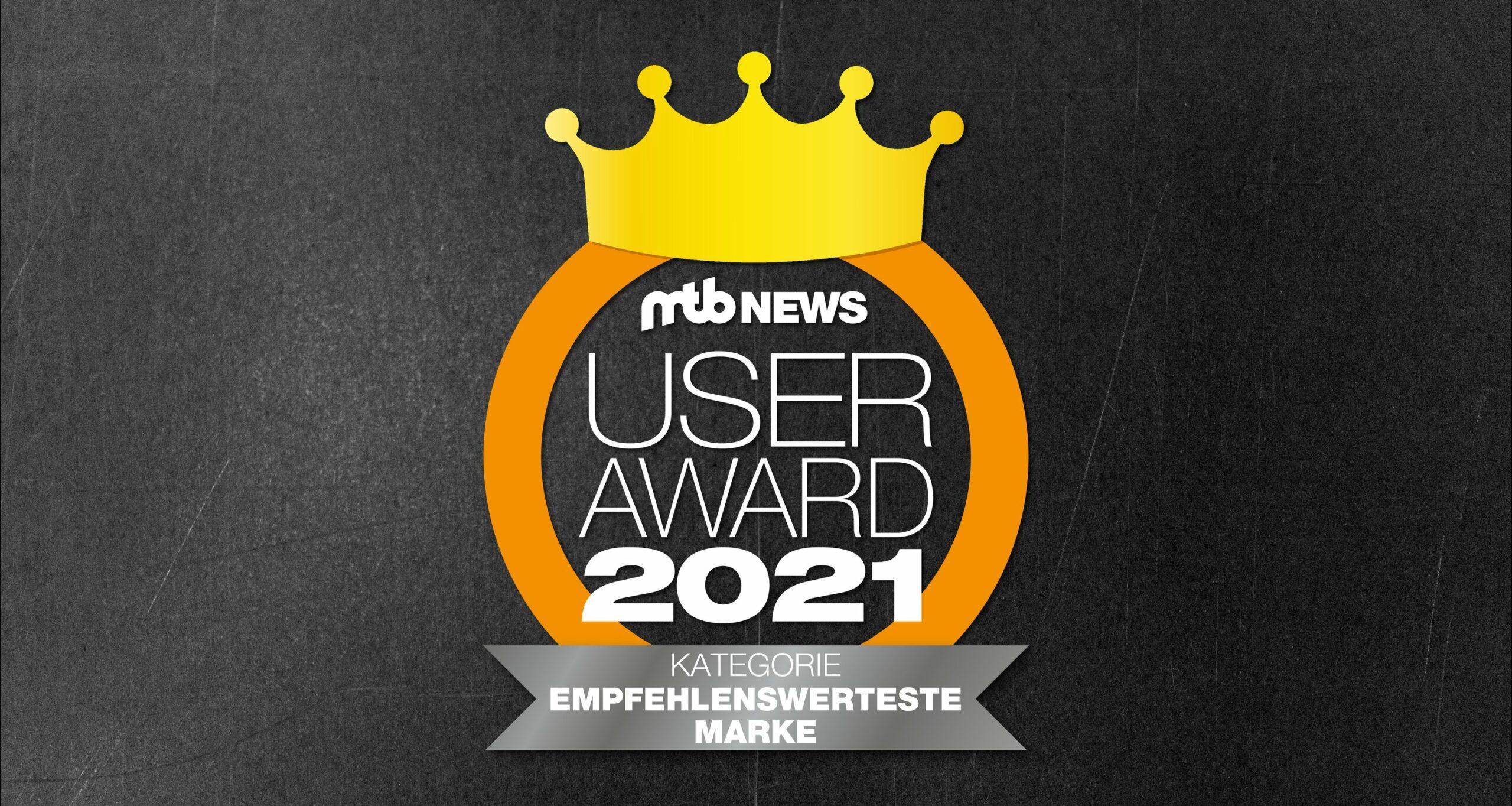 MTB-News User Award 2021: Empfehlenswerteste Marke des Jahres - MTB-News.de